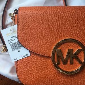 Michael Kors Bags - Michael Kors Fulton crossbody purse NWT